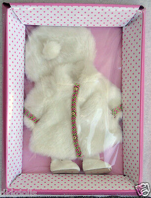 Effanbee 10 In. Furry Flurries Patsy Outfit Only, Tonner 2013