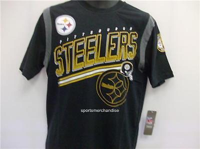 Pittsburgh Steelers NFL T- Shirt Officially Licensed By NFL Team Apparel - XXL