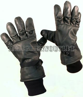 US Military -10°F ICW Intermediate Cold Weather GLOVES Goretex Leather SMALL NIB