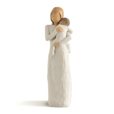 Willow Tree Child of my Heart Figurine 26169 Mother & Baby in Branded Gift Box