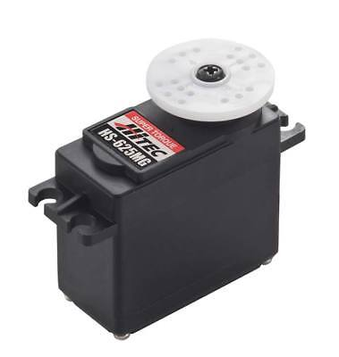NEW Hitec HS-625MG High-Speed 2BB Metal Gear Servo 32625S