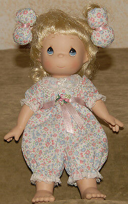 PRECIOUS MOMENTS Vinyl DOLL - SAM BUTCHER - Ashton Drake Galleries - 2001 PMI