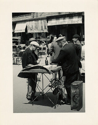 Photo Argentique Marseille Vers 1940/50