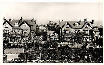 Birkdale, Southport. Sutcliffe Rhodes Lodge.