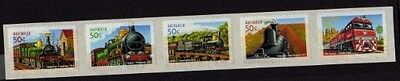 Australia 2004 Australian Railways Self Adhesive Stamps and Labels from Pack's