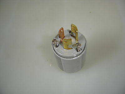 Ah Twist-Lock Connector Plug 10A 250V- 15A 125V Nnb