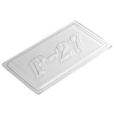 NEW AquaCraft Radio Box Lid P-27 Gunslinger Crackerbox AQUB8617