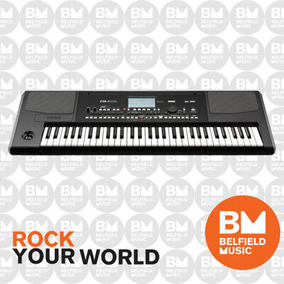 Korg PA300 Professional Arranger Keyboard 61 Key PA-300 - BNIB - Belfield Music