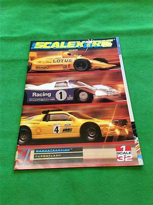 VINTAGE SCALEXTRIC CATALOGUE - 29th EDITION 1988