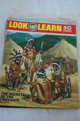 LOOK & LEARN No 456. 10th October 1970. The