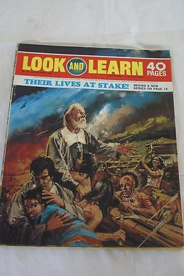 LOOK & LEARN No 465. 12th December 1970