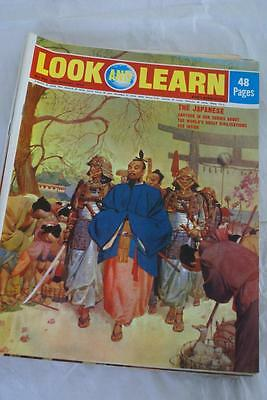 LOOK & LEARN No 5532. 12 August 1972. The Japanese/Bamboo Birdmen