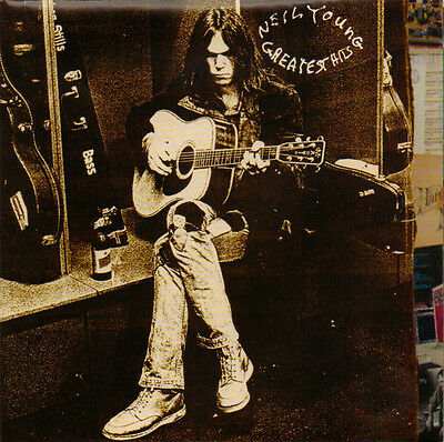 Neil Young ( New Sealed Cd ) 16 Greatest Hits / The Very Best Of / Collection