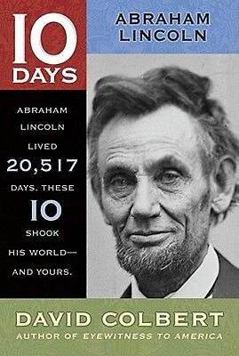 Abraham Lincoln By Colbert, David