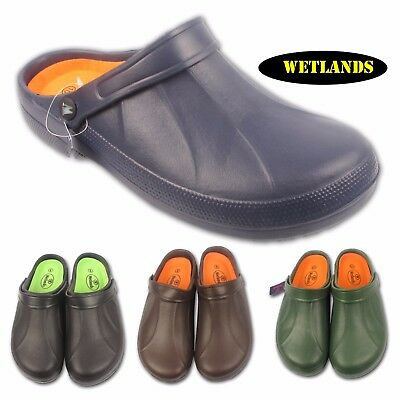 Mens Garden Hospital Beach Clogs Uk 7 8 9 10 11 12