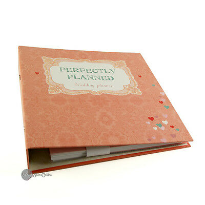 Beautiful Wedding Planner Diary Organiser Gift 59011