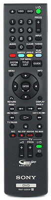 RMTD 250P Genuine Sony Remote Control For RMT-D251P