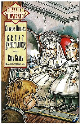 Classics Illustrated: Great Expectations / Rick Geary