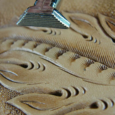 Pro Crafters Series - Sheridan Style Leaf Liner Stamp (Leather Stamping Tool)