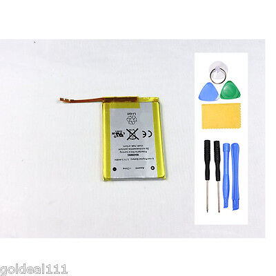 NEW Replacement Internal Battery for iPod Touch 4th Gen 4G + 8 Piece Tool Kit
