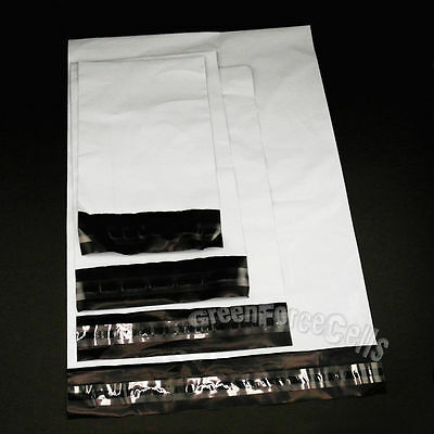"lot Mailing Poly Mailers Plastic Bags Envelopes Self Seal 5x7"" 6x9"" 7x10"" 10x13"""