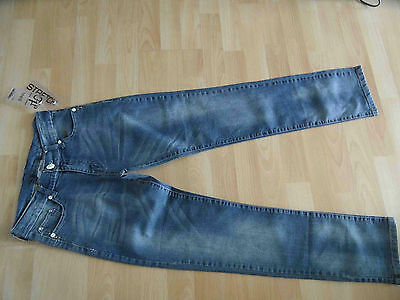 FASHION IS PASSION coole used look Jeans Gr. 146, 158 /XS o. 164/S  NEU