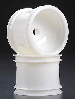 NEW Traxxas Front Light Wheel 2.2  Dyeable Truck (2) 1974
