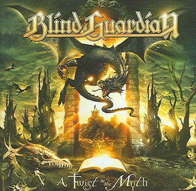 TWIST IN THE MYTH BY BLIND GUARDIAN (CD)