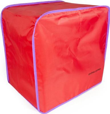 Andrew James Kitchen Food Stand Mixer Dust Cover In Red, Protective & Easy Clean