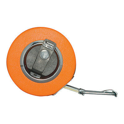 5m Circumference / Diameter Tape - Etched Carbon Steel