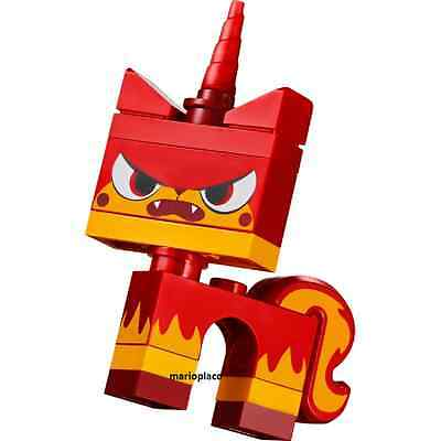 LEGO MOVIE 70814 EMMET'S CONSTRUCT-O-MECH ANGRY UNIKITTY MINIFIGURE NEW
