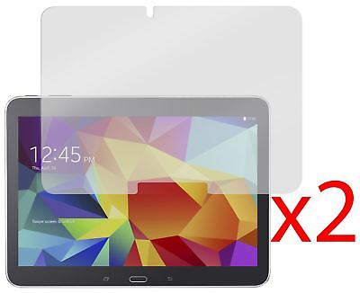 """Hellfire Trading 2x Screen Protector Cover for Samsung Galaxy Tab 4 10.1"""" T530"""