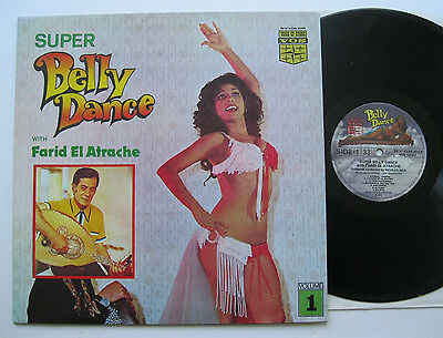 LP Farid El Atrache - Super Belly Dance - Voice Of Stars 1978 - Bauchtanz