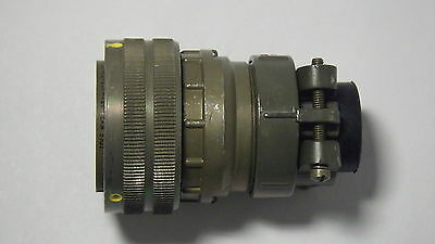 Veam Cir06-32-17P-F80 Circular Connector With Cable Clamp Male Plug 4-Pin