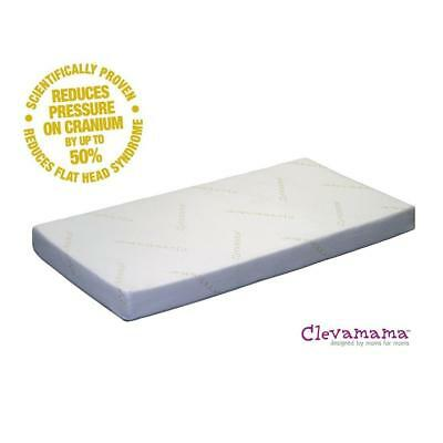 Clevamama ClevaFoam Mattress (Memory Foam) Cot / Junior Bed 140x70cm