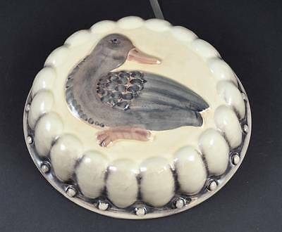 Vintage Duck Hanging Dish Bowl Wall Decor By Marco e Cristina Made In Italy