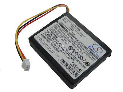 Batterie 1100mAh pour TomTom One XL Europe, Rider, F650010252, F709070710