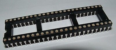 120  x 48 way turned pin IC socket Precicontact USO-648-TL-A-32