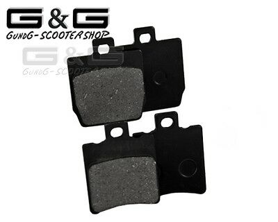 Brake Pads Discs for Brake Front and Rear MBK Nitro Yamaha Aerox