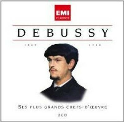 Debussy Ses Plus Grands Chefs D Oeuvre - Various Artists (NEW 2 x CD)