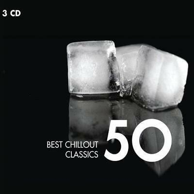 50 Best Chillout Classics - Various Artists (NEW 3 x CD)
