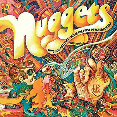 Nuggets: The Original Artyfacts From The First Psychedelic Era 1965-196 (NEW CD)