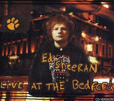 Ed Sheeran - Live At The Bedford (NEW CD)