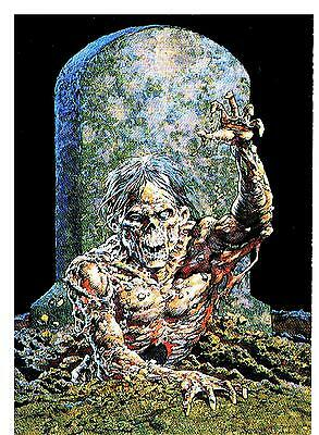 Bernie Wrightson Master of the Macabre / Kompl. Trading Card Set 1993