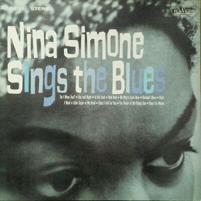 Nina Simone Sings The Blues Vinyl LP (LSP-3789)
