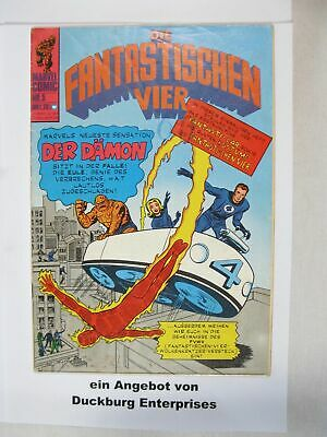 Fantastische Vier Nr.   5  Marvel Williams im Zustand (2) 44407