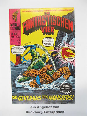 Fantastische Vier Nr. 122  Marvel Williams im Zustand ( 1-2) 50202