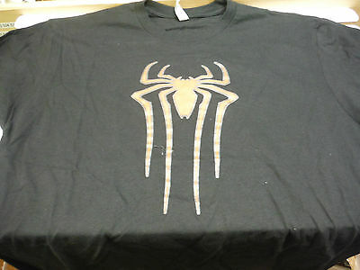 The Amazing Spider-Man 2 Promotional Movie Theater T-Shirt Short Sleeve Mens Med