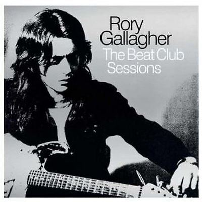 """Rory Gallagher - Beat Club Sessions (NEW 2 x 12"""" VINYL LP)"""
