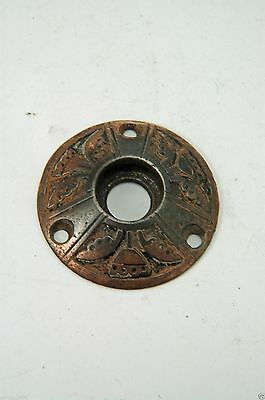 Antique Hardware Cast Iron Ornate Rosette Circa 1880's AH09021305 • CAD $22.05